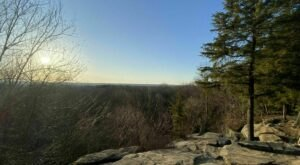 Take An Easy Loop Trail Past Some Of The Prettiest Scenery In Ohio On The Ledges Trail