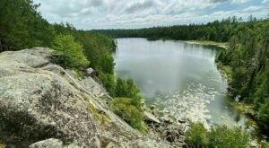 Take A Tour Around Three Remote Lakes Along This Secret Trail Through Northern Minnesota