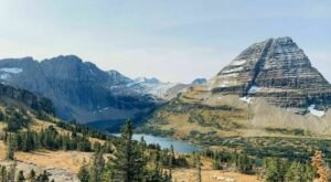 The Hidden Lake Overlook Offers Some Of The Most Breathtaking Views In Montana