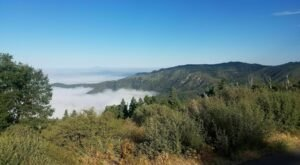 Explore Over Three Miles Of Unparalleled Views Of San Diego County On The Scenic Boucher Hill Loop In Southern California