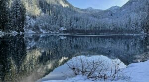 Hike To An Alpine Lake On This Easy Trout Lake Trail In Washington