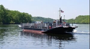 The Rocky Hill/Glastonbury Ferry In Connecticut Is The Oldest Running Ferry In The Nation That You Need to Experience At Least Once