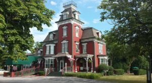 Stay Three Blocks From The Beach At The Garfield Inn, A 150 Year-Old Bed And Breakfast In Michigan
