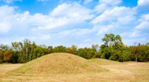 Visit These Fascinating Burial Mounds In Ohio For An Adventure Into The Past