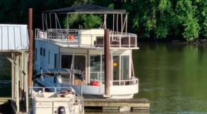 You Will Feel So Relaxed With A Stay On One Of These 3 Houseboats In Illinois
