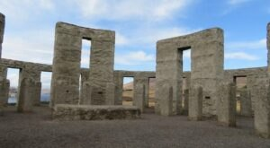 Visit Sam Hill's Stonehenge, A Quirky Roadside Attraction In Washington