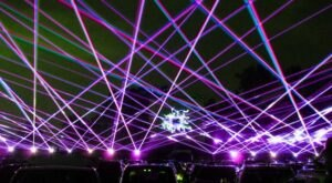 A Drive-Thru Laser And Light Extravaganza Is Coming To New Jersey This Month