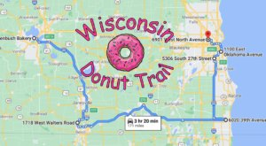 Take The Wisconsin Donut Trail For A Delightfully Delicious Day Trip