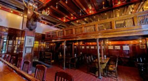 Take A Step Back In Time At The Menger Bar, Texas' Oldest Continuously Operating Saloon