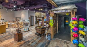 You'll Love Digging For Gemstones At The Unique Four Peaks Mining Co. Store In Arizona