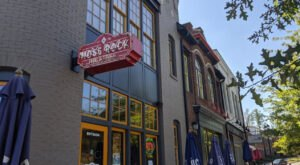Enjoy A Delicious Meal At Moss Rock Tacos & Tequila After Hiking Alabama's Beautiful Moss Rock Preserve