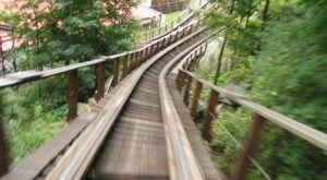 Ride Through Connecticut On The Epic Boulder Dash Mountain Coaster