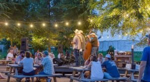 Head To PorchFest At Carlton Landing For One Of The Most Unusual Music Festivals In Oklahoma
