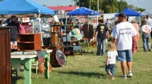 Get Ready For The Sale Of The Year With The 100-Mile Yard Sale In Oklahoma