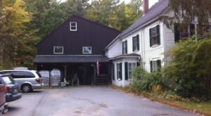 Old Number Six Book Depot Is A 2-Story Bookstore In New Hampshire That Is Like Something From A Dream