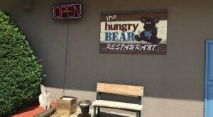 You'll Feel Right At Home At The Hungry Bear Restaurant In Ohio, A Family Friendly Place To Dine