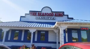 Make Sure To Come Hungry To The Build-Your-Own Seafood-Boil Restaurant, The Seafood King, In Alabama