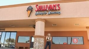 Sullivan's Eatery & Creamery Is A Retro Arizona Diner That's Been Serving Up Homestyle Eats Since 1977
