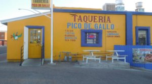 It May Be A Hole In The Wall, But Taqueria Pico De Gallo Serves Up Some Of The Best Tacos In Arizona