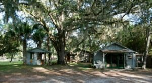 There's A Bed and Breakfast On This Old Florida Ranch And You Simply Have To Visit