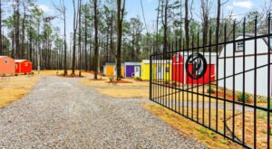 Alabama Has A Brand New Tiny Home Village And You'll Want To Book A Stay