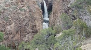 Take A New Mexico Adventure To Our State's Stunning Double Waterfall