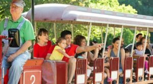 The San Antonio Zoo Eagle Train Excursion Offers Some Of The Most Breathtaking Views In Texas
