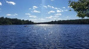 The Hidden Tobyhanna Lake Features Some Of The Most Vibrant Waters In Pennsylvania