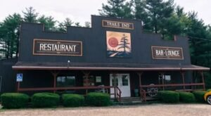 Dine In The Middle Of An Enchanted Forest At Trails End, A Classic American Restaurant In Pennsylvania