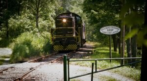 Pennsylvania's Oil Creek & Titusville Railroad Scenic Train Rides Are Back In 2021 And They're Bucket-List Worthy
