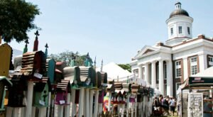 The Canton Flea Market Arts And Crafts Show In Mississippi Is Back For Its 56th Year Of Fun And Festivities