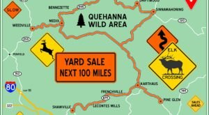Get Ready For The Sale Of The Year With The 100-Mile Yard Sale In Pennsylvania