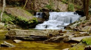 6 Easy-Access Pennsylvania Waterfalls That Are Perfect For A Summer Adventure
