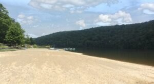 The Underrated Beach With The Most Pristine Sand Near Pittsburgh