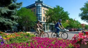 Fort Collins, Colorado Was Just Named One Of The Most Relaxing Cities In America