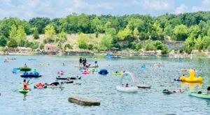Grab A New Season Pass To Kentucky's Best Adult Swimming Spot And Spend Your Summer Under The Sun