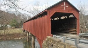 The 3 Longest Covered Bridges In West Virginia All Survived The Civil War