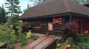 Nestled In A Cabin And Surrounded By Towering Pines, Burnt Bridge In Wisconsin Serves Up A Real Northwoods Experience