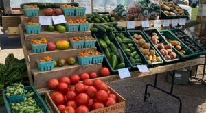 Find Local Goodies Galore At These 7 Farmers' Markets In Vermont No Matter The Season