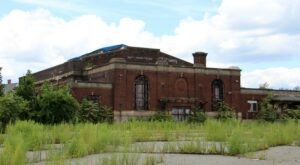 Visit This Abandoned Railway Station In Rhode Island For An Adventure Into The Past
