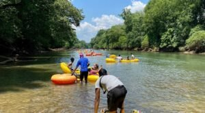 Take The Longest Float Trip In Georgia This Summer On The Chattahoochee River