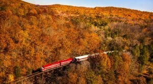 My Old Kentucky Dinner Train Offers Some Of The Most Breathtaking Views In The Bluegrass State
