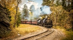 The 1880 Train Offers Some Of The Most Breathtaking Views In South Dakota