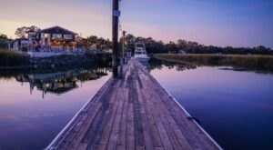 Spend An Afternoon At The Wyld Dock Bar In Georgia, A Waterside Hangout