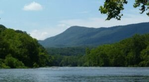 Sleep In A Cabin Rental Overlooking The Shenandoah River At The Country Place Campground In Virginia