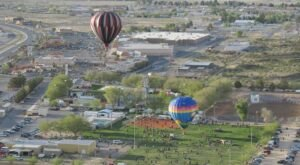 Hot Air Balloons Will Be Soaring At Nevada's 8th Annual Pahrump Balloon Festival