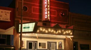 The Rockford Theatre In North Dakota Is Still Showing Movies After 100 Years Of Cinema