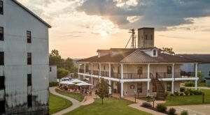 Make A Trip To The Most Beautiful Distillery In Kentucky You Have Yet To Visit