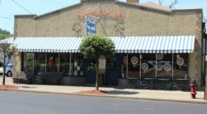 Since 1926, Taggart's In Ohio Has Been Serving A Famous Bittner Sundae And Other Tasty Treats