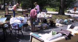 Get Ready For The Sale Of The Year With The 10-Mile Yard Sale In Maine